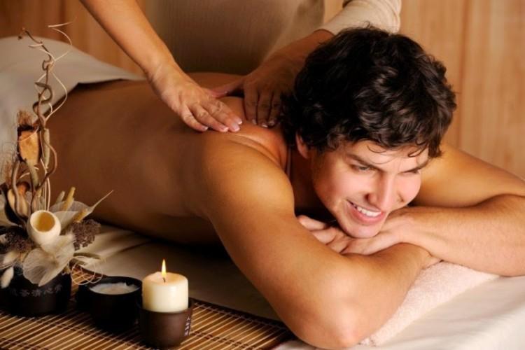 релакс массаж для мужчин в Москве