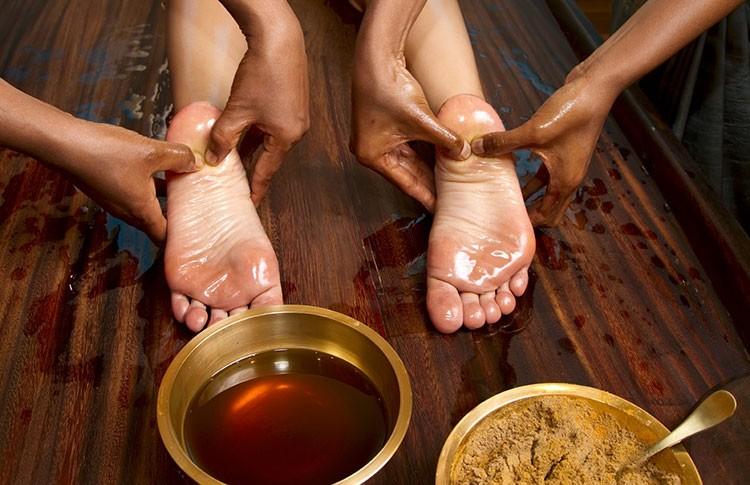 эротический индийский массаж