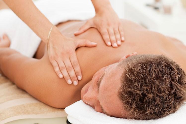 спортивный массаж для мужчин