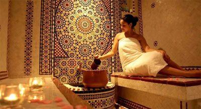 виды турецкого мыльного массажа
